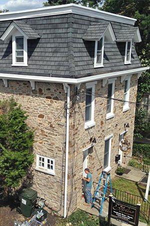 Historic Building Restoration In Doylestown, PA